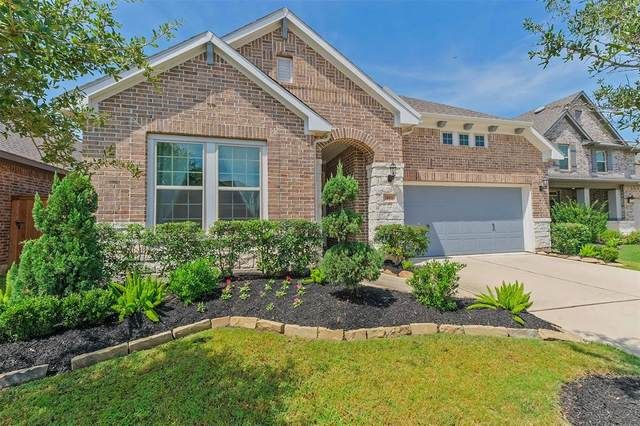 10911 Crestwood Point Circle, Cypress, TX 77433 (MLS #49827163) :: Connell Team with Better Homes and Gardens, Gary Greene