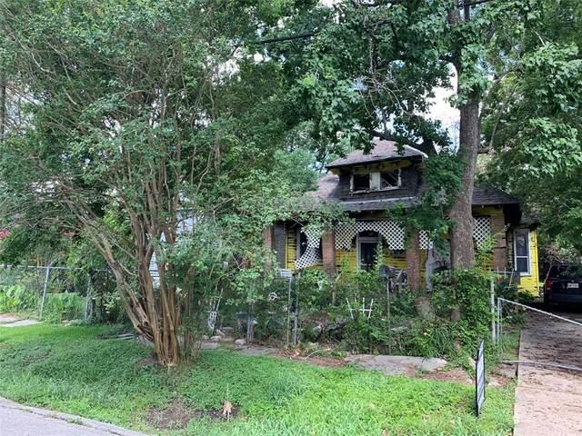 110 Edgewood Street, Houston, TX 77011 (MLS #49828087) :: Bray Real Estate Group