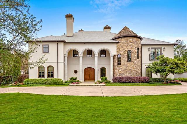 1039 Kirby Drive, Houston, TX 77019 (#49830906) :: ORO Realty