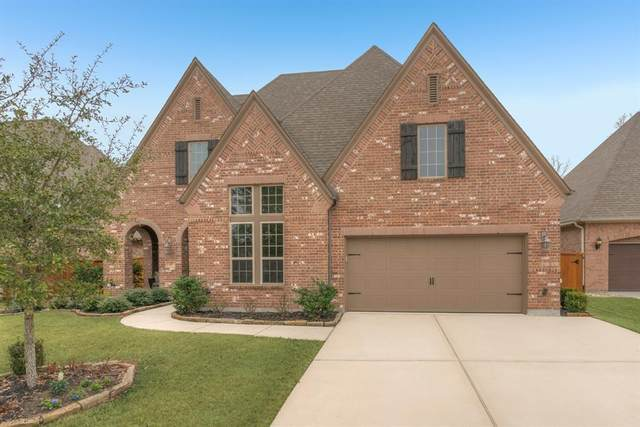 107 Isleworth Manor Place, Montgomery, TX 77316 (MLS #49838234) :: The Home Branch