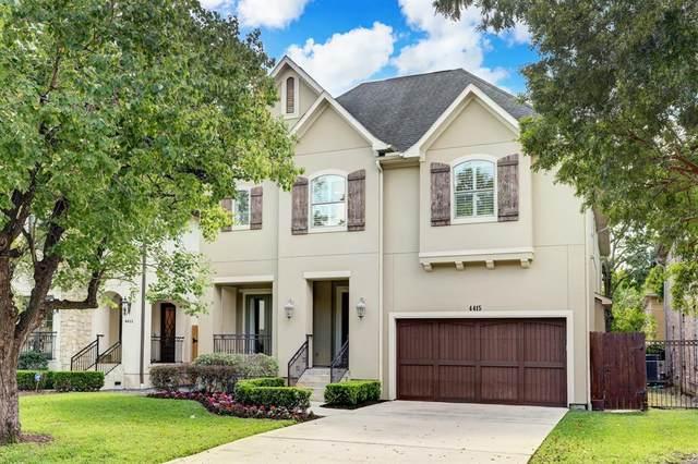 4415 Oleander Street, Bellaire, TX 77401 (MLS #49840200) :: Christy Buck Team