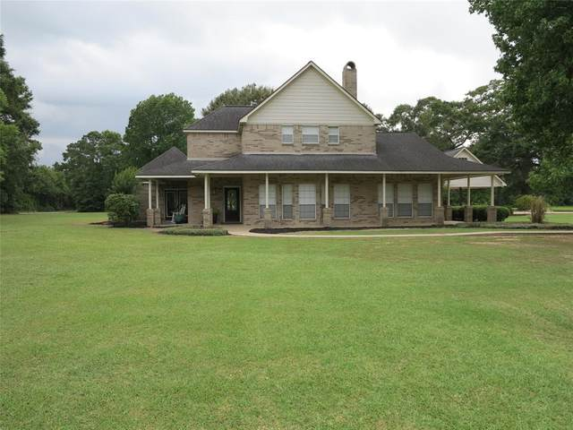 53 County Road 2209 S, Cleveland, TX 77327 (MLS #49845529) :: The Freund Group