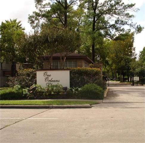2800 Jeanetta Street #1104, Houston, TX 77063 (MLS #49847392) :: The SOLD by George Team