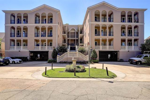 58 Briar Hollow Lane #406, Houston, TX 77027 (MLS #49848860) :: Caskey Realty