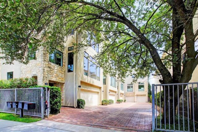 1112 Autrey Street B, Houston, TX 77006 (MLS #49864534) :: Magnolia Realty