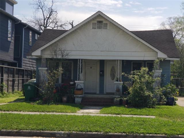 726 E 14th Street, Houston, TX 77008 (MLS #49865091) :: Caskey Realty