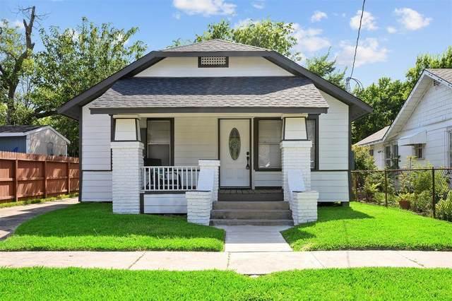2409 Tackaberry Street, Houston, TX 77009 (MLS #49870523) :: Michele Harmon Team