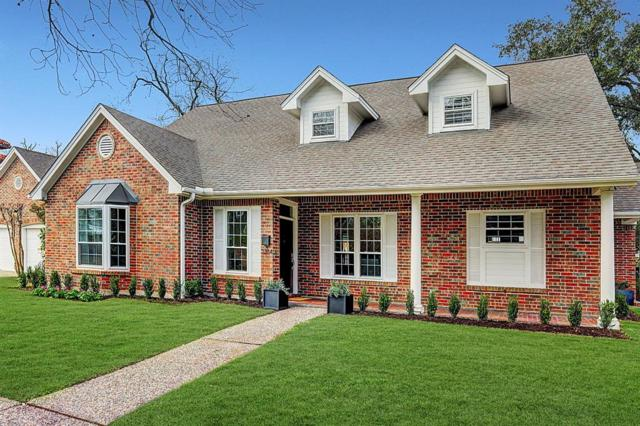 3204 Nottingham Street, West University Place, TX 77005 (MLS #49875976) :: The Home Branch
