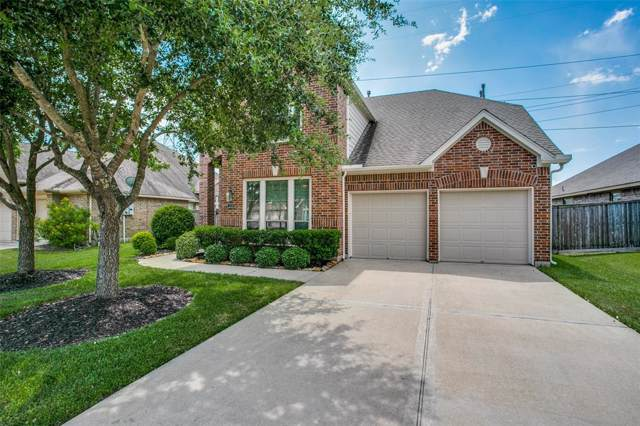2210 Cloudburst Lane, Pearland, TX 77584 (MLS #49877759) :: The Sold By Valdez Team