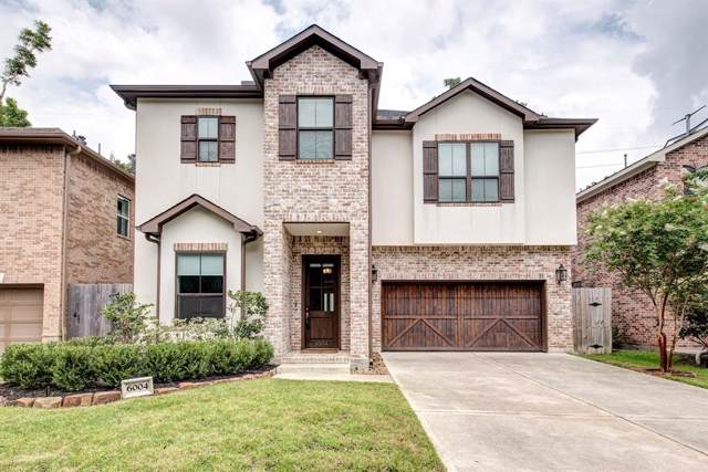 6004 Community Drive, West University Place, TX 77005 (MLS #4988036) :: Caskey Realty