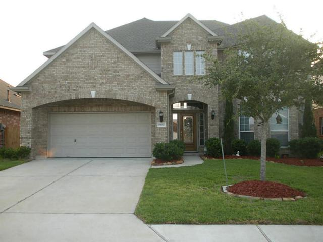 9403 Morley Lake Drive, Houston, TX 77095 (MLS #49882499) :: Carrington Real Estate Services