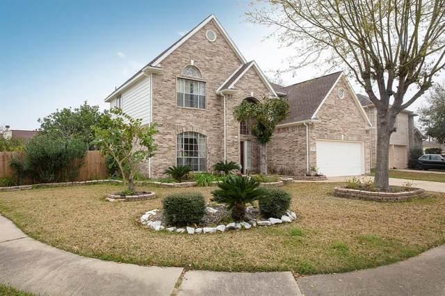 4703 Makah Circle, Baytown, TX 77521 (MLS #49884094) :: The SOLD by George Team