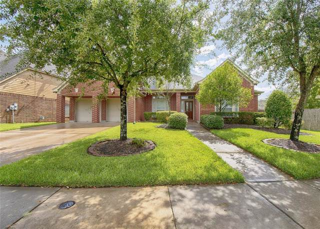 2513 White Falls Drive, Pearland, TX 77584 (MLS #49886568) :: Caskey Realty