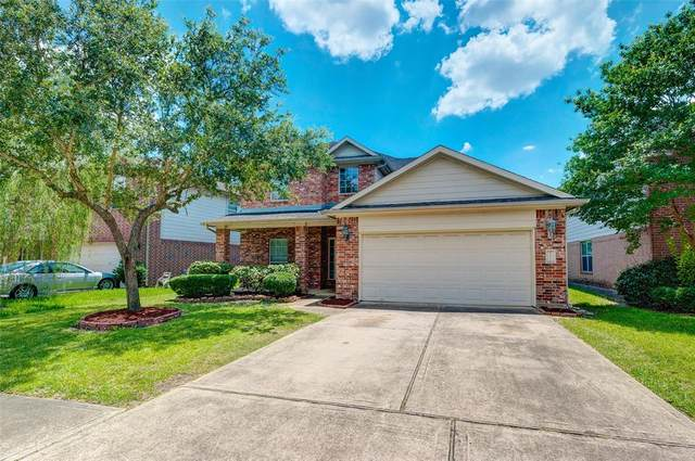 20823 Twila Springs Drive, Houston, TX 77095 (MLS #49890686) :: The SOLD by George Team
