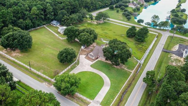 17106 Bobcat Trail, Cypress, TX 77429 (MLS #49891518) :: The SOLD by George Team