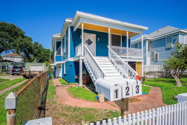 2908 Avenue P 1/2, Galveston, TX 77550 (MLS #49910713) :: Christy Buck Team