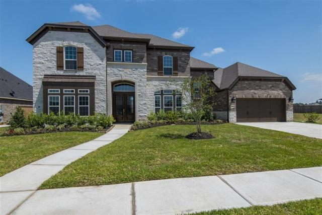 1805 Anna Way, Friendswood, TX 77546 (MLS #49923032) :: Giorgi Real Estate Group