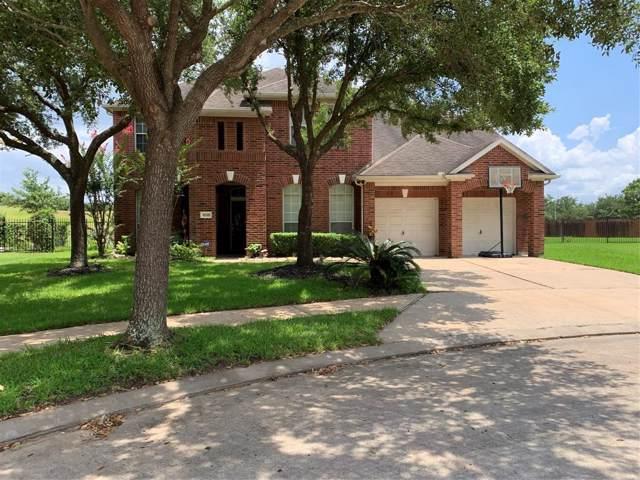 12139 Canyon Mills Drive, Houston, TX 77095 (MLS #49936656) :: Caskey Realty