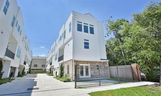 5903 Val Verde St B, Houston, TX 77057 (MLS #49943415) :: Green Residential