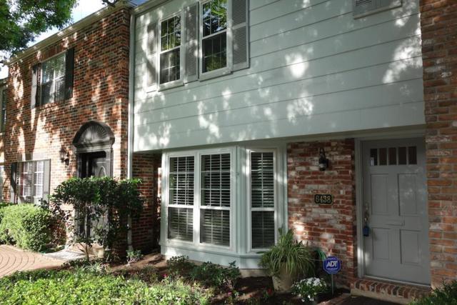 6438 Olympia Drive #87, Houston, TX 77057 (MLS #49958598) :: Magnolia Realty