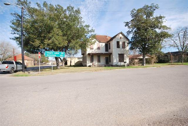 201 Alma Street, Hallettsville, TX 77964 (MLS #49960220) :: Ellison Real Estate Team