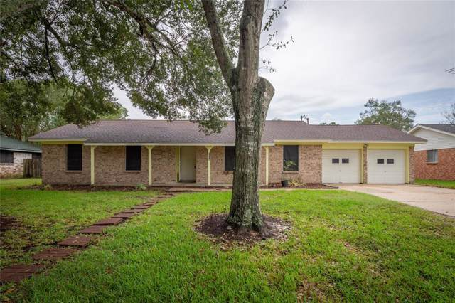 3718 Cambridge Street, Alvin, TX 77511 (MLS #49960305) :: CORE Realty