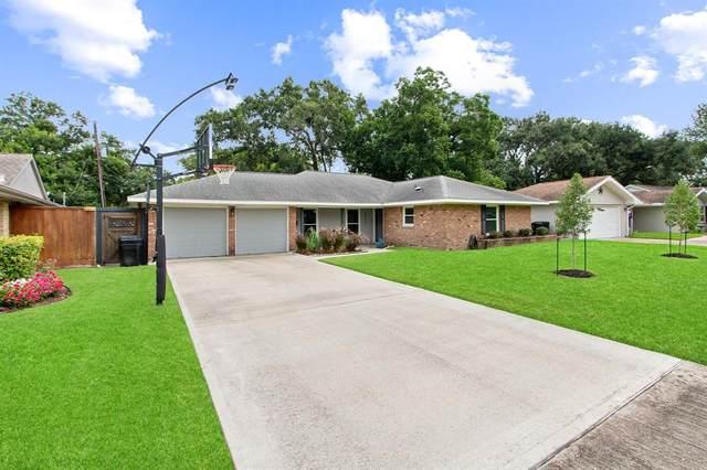 4822 Creekbend Drive, Houston, TX 77035 (MLS #49965876) :: Caskey Realty