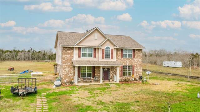 7850 County Road 172, Alvin, TX 77511 (MLS #49990362) :: Bray Real Estate Group