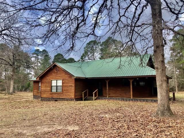 335 County Road 3255, Colmesneil, TX 75938 (MLS #49990547) :: Texas Home Shop Realty