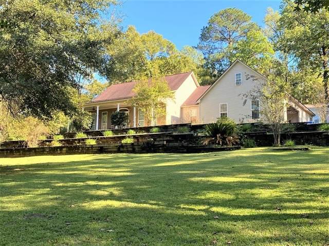 401 Hill Creek Drive, Coldspring, TX 77331 (MLS #49991261) :: Len Clark Real Estate