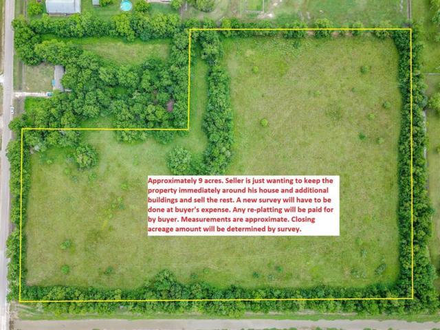 4122 Allen Road, Manvel, TX 77584 (MLS #50001431) :: NewHomePrograms.com LLC
