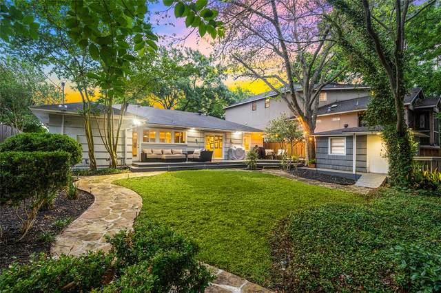 1127 Woodhill Road, Houston, TX 77008 (#50002617) :: ORO Realty