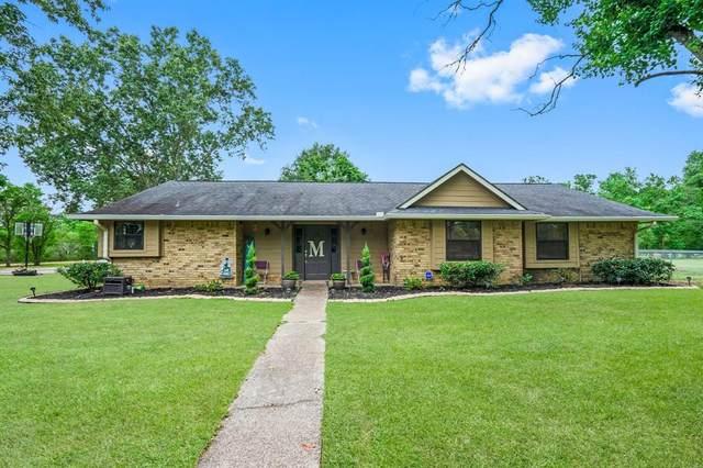 1284 Kate Lowe Road, Livingston, TX 77351 (MLS #50005357) :: Michele Harmon Team