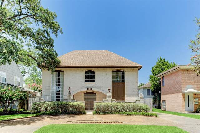 2306 Addison Road, Houston, TX 77030 (MLS #50008726) :: The Sansone Group