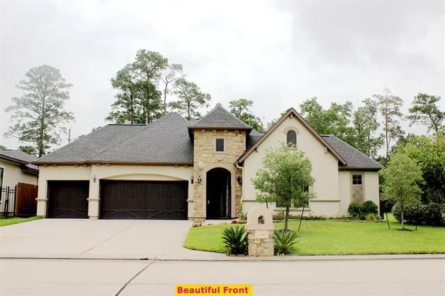 6910 Carolina Cherry Lane, Spring, TX 77389 (MLS #50009449) :: Ellison Real Estate Team