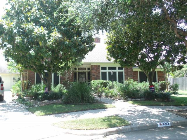 2213 Summer Reef Drive, League City, TX 77573 (MLS #5002040) :: The Bly Team