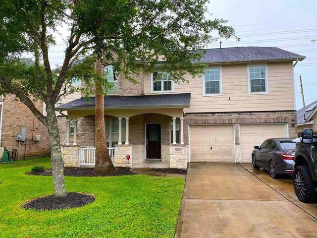 12812 Shadow Canyon Lane, Pearland, TX 77584 (MLS #50026624) :: The Queen Team