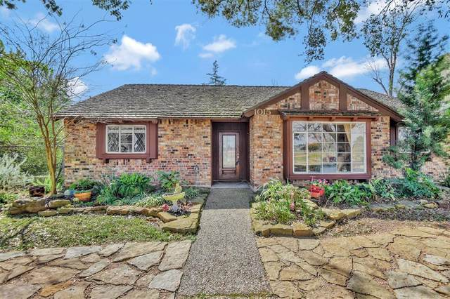 1015 Inwood Street, Tomball, TX 77375 (MLS #50026943) :: The Home Branch