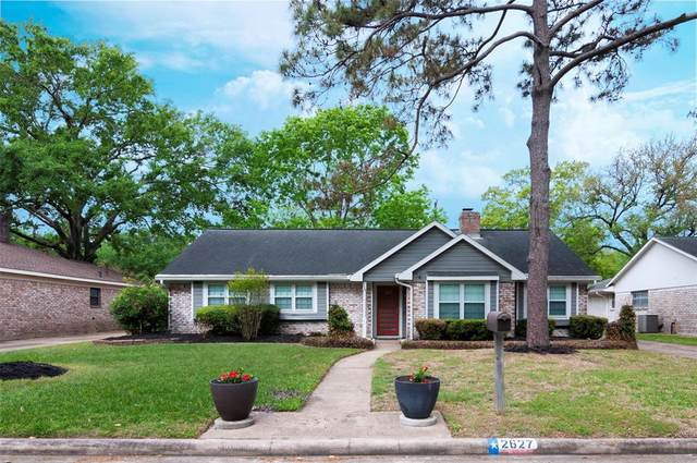 2627 Pine Village Drive, Houston, TX 77080 (#50027042) :: ORO Realty