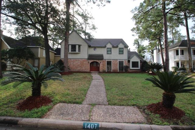 1407 Grand Valley Drive, Houston, TX 77090 (MLS #50033534) :: The Kevin Allen Jones Home Team
