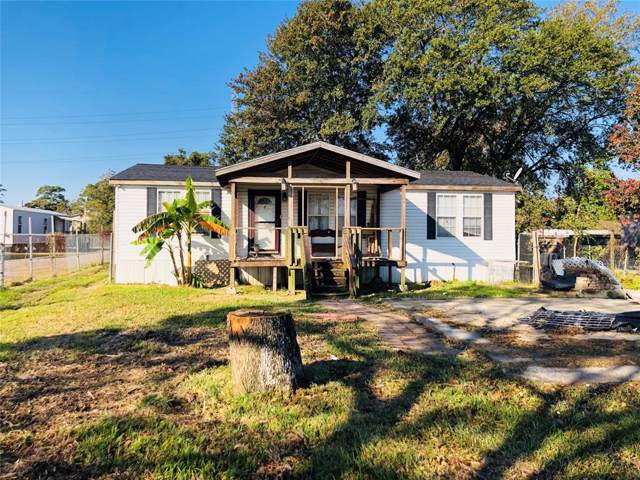 606 Lakeside Drive, Channelview, TX 77530 (MLS #50041887) :: The Queen Team