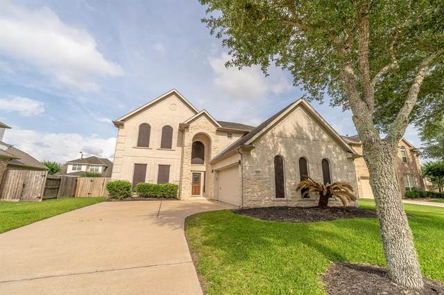 3613 Sebago Drive, Pearland, TX 77584 (MLS #50043690) :: Ellison Real Estate Team