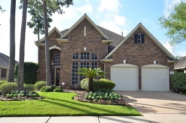 13711 Amsbury Lane, Cypress, TX 77429 (MLS #50047992) :: The Sansone Group