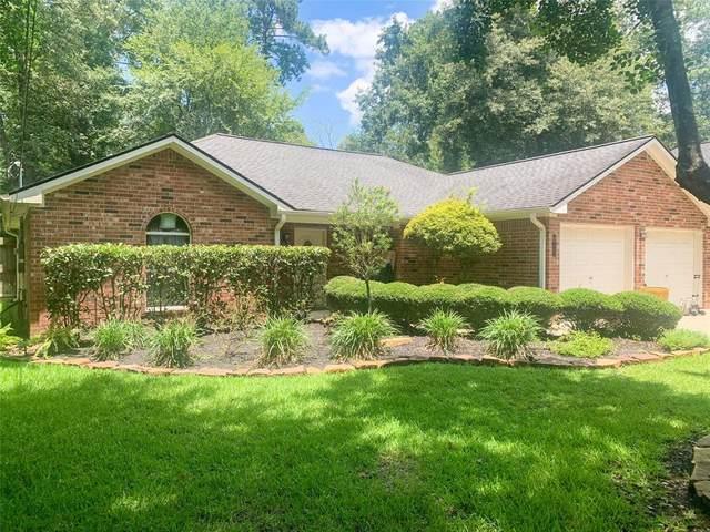 1606 Briar Cliff Street, Conroe, TX 77385 (MLS #50052933) :: Caskey Realty