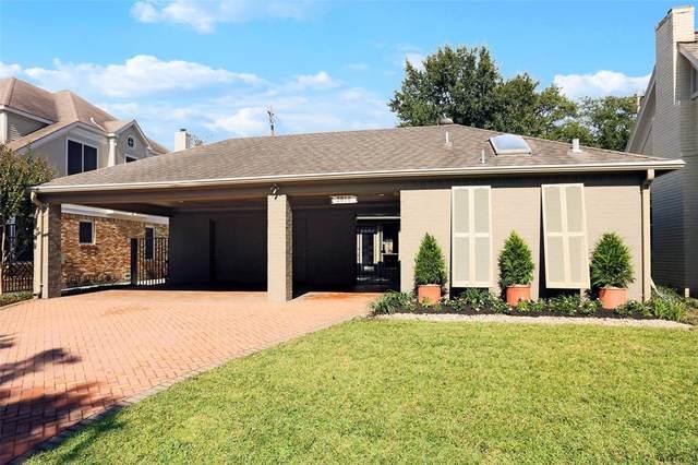 2810 Georgetown Street, Houston, TX 77005 (MLS #5007419) :: My BCS Home Real Estate Group