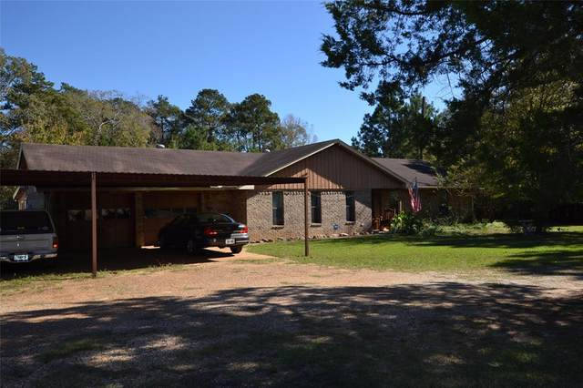 160 Kennedy Drive, Livingston, TX 77351 (MLS #50075587) :: The Bly Team