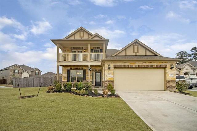14514 Kasey Flowers Court, Humble, TX 77396 (MLS #50080923) :: The Sansone Group