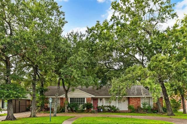 4918 N Braeswood Boulevard, Houston, TX 77096 (MLS #50085089) :: The Bly Team
