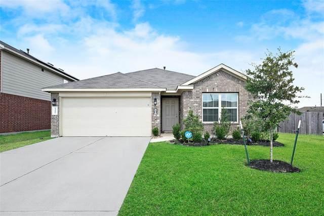 5406 Dunsmore Harbor Lane, Katy, TX 77449 (MLS #5008863) :: My BCS Home Real Estate Group