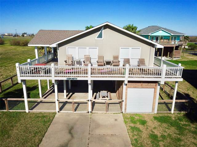 3089 Patty, Crystal Beach, TX 77650 (MLS #50094560) :: The Bly Team